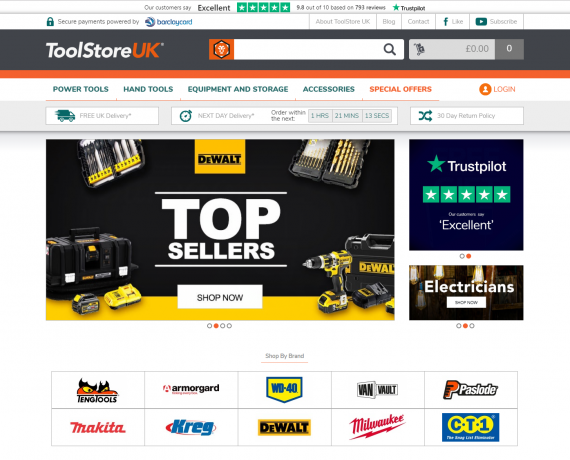 Toolstore UK